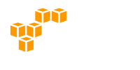 Whiteamazon aws card